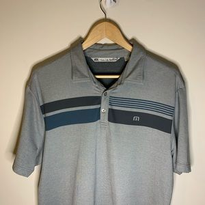 Travis Mathew Shirts - Travis Mathew Short Sleeve Polo Shirt
